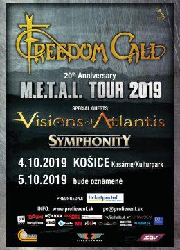 Freedom Call 2019